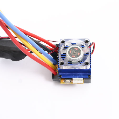 ETRONIX EDGE/SIEGE BRUSHLESS ESC