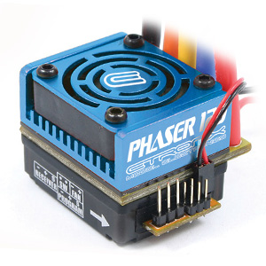 ETRONIX PHASER 120 SENSORED 1/10 120AMP ESC