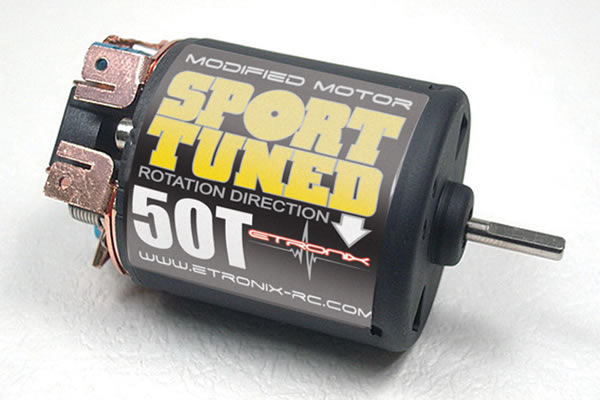 ET0312 Etronix Sport Tuned Modified Brushed Motor 50T, 540