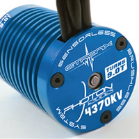 ETRONIX ETRONIX PHOTON 1/10 SENSORLESS 12.0R 3300kv MOTOR