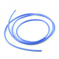 ETRONIX 14swg SILICONE WIRE BLUE (100CM)