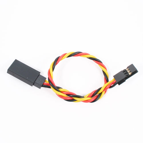 ETRONIX 15CM 22AWG JR TWISTED EXTENSION WIRE