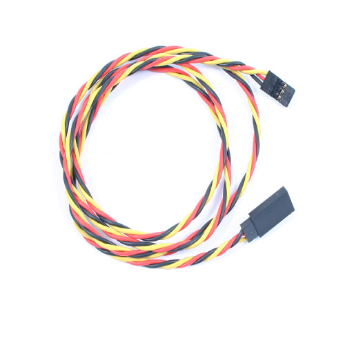 ETRONIX 90CM 22AWG JR TWISTED EXTENSION WIRE
