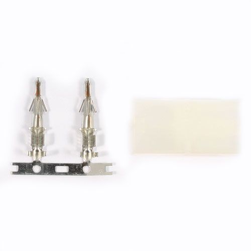 ETRONIX TAMIYA FEMALE BLOCK & MALE CONNECTOR CRIMPS