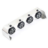 FASTRAX 4-LIGHT CLUSTER BAR 12MM LIGHTS