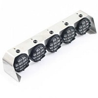 FASTRAX 5-LIGHT CLUSTER BAR 18MM LIGHTS