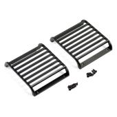 FASTRAX TRX-4 ALLOY HEADLIGHT GUARDS (2PC)