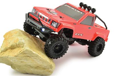 FTX Outback Mini RTR - RC Crawler 1:24, 4x4, 2.4Ghz