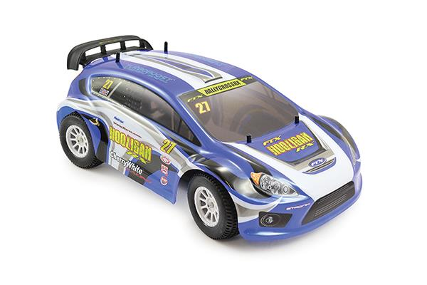 FTX Hooligan RX Brushed 1/10 4wd RTR Rally Car, rally model 4x4, ss motor, 2.4GHz, RTR FTX5531