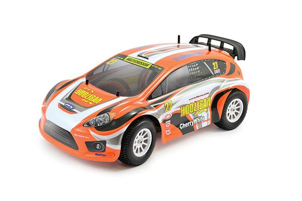 FTX Hooligan RX Brushless 1/10 4wd RTR Rally Car, rally model 4x4, ss motor, 2.4GHz, RTR FTX5544