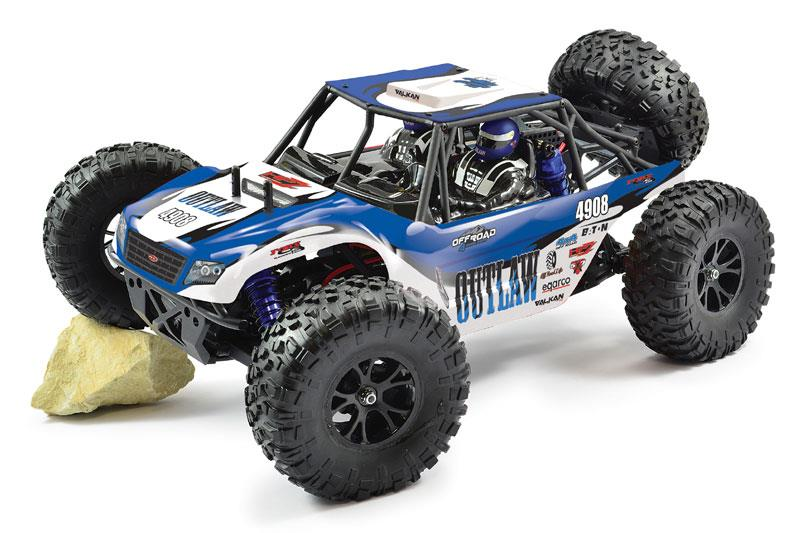 FTX OUTLAW 1/10 4WD ultra RTR buggy brushless, FTX5571