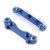 FTX6362 FTX Carnage Aluminium Rear Suspension Holders (1Set)