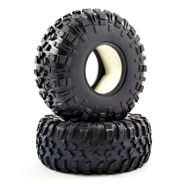 FTX OUTLAW TYRES & FOAMS (2PC), FTX8334