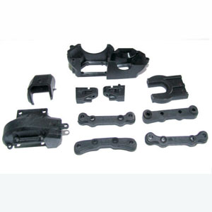 FTX8661 FTX VIPER CENTRE DIFF. MOUNT SET+SUSPENSION MOUNT SET+SERVO