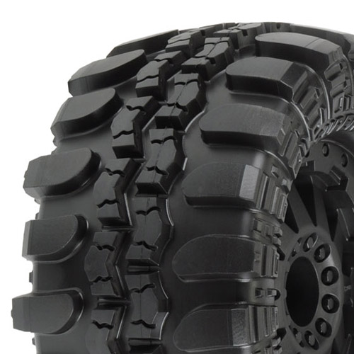 Proline Interco Tsl Sx S.swamp Tyres On Blk F11 Wheels (4wd)