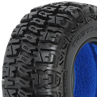 Pro-line 'trencher' Sc M2 Tyres W/closed Cell Inserts