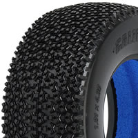 Proline 'caliber' Sc M2 Tyres W/closed Cell Inserts