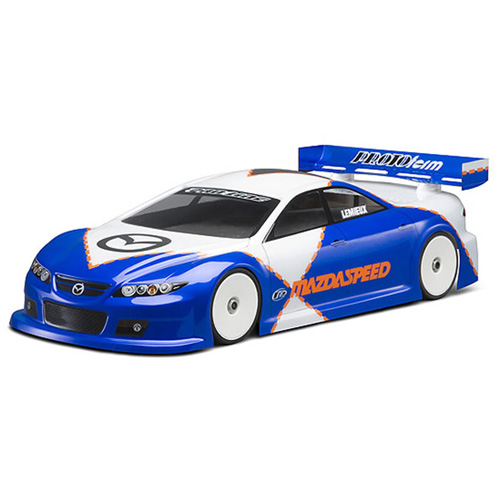 Protoform MazdaSpeed 6 190mm Touring Car Bodyshell