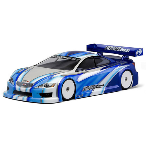 Protoform LTC-R 190mm Tc Lightweight Bodyshell