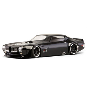 Proline Protoform PL1535-30 1971 Pontiac Firebird Trans Am Clear Body, 200mm karoserie pro 4Tec