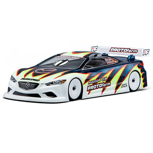 Protoform Mazda 6 Gx 190mm Lightweight Bodyshell