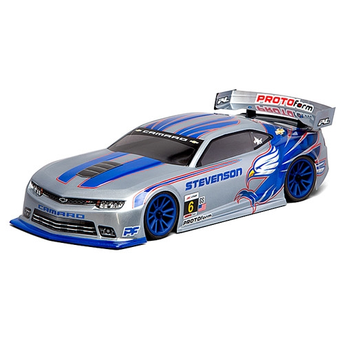 Protoform Chevy Camero Z/28 190mm Clear Body