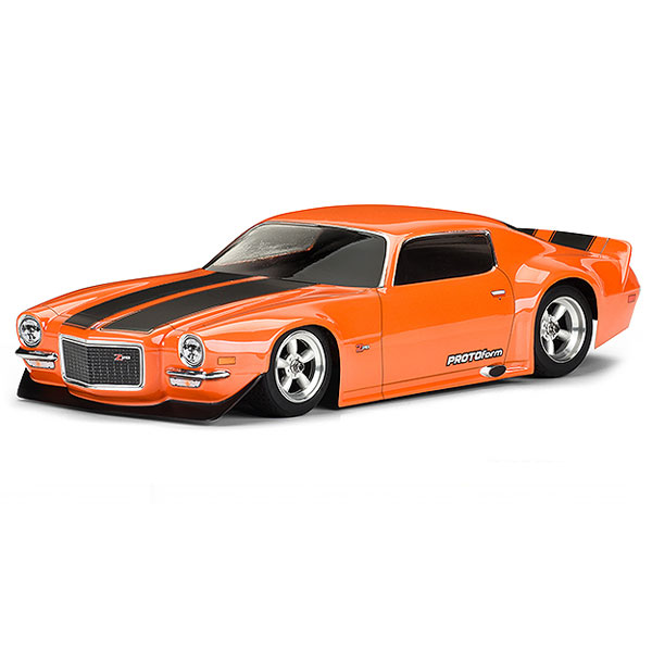 proline Protoform PL1552-40 1971 Chevrolet Camaro Z28 Clear Body, 200mm karoserie pro 4Tec