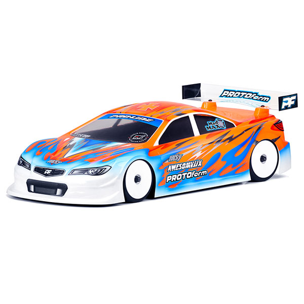Protoform Ms7 Lightweight Bodyshell 190mm (Clear)