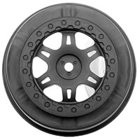 Pro-line 'split Six' Wheels For Protrac Susp. Set For Slash