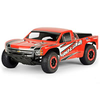 Pro-Line '09 Chevy Silverado 1500 Body For Slash