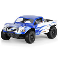 Pro-line Ford F-150 Clear Body For Slash 2wd/4x4 & Sc10