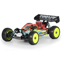 Pro-line 2012 'bulldog' Body For Associated Rc8.2