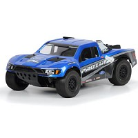 PL3366-00 Proline Flo-Tek Ford F-150 Raptor SVT Clear Body for Traxxas Slash, karoserie Traxxas Slash