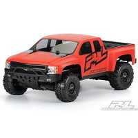 PRO-LINE CHEVY SILVERADO HD BODY SLASH/SLASH4X4 need mnts