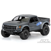 PRO-LINE TRUE SCALE FORD F150 RAPTOR SVT BODY SC10/SL/BL