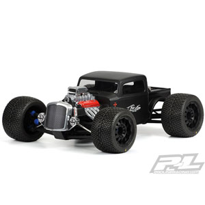 PL3410-00 Proline Rat Rod Bodyshell For Traxxas Revo/E-Revo/Summit 1/10