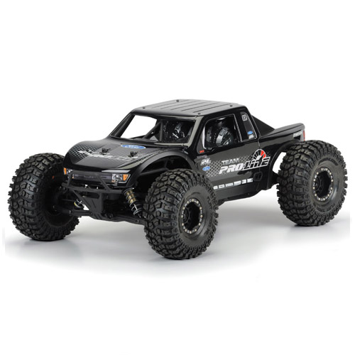 Proline Ford F-150 Raptor Clear Body For Yeti | Proline