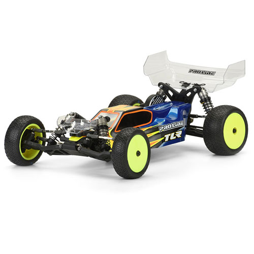 Proline Predator Clear Body For Tlr 22 3.0