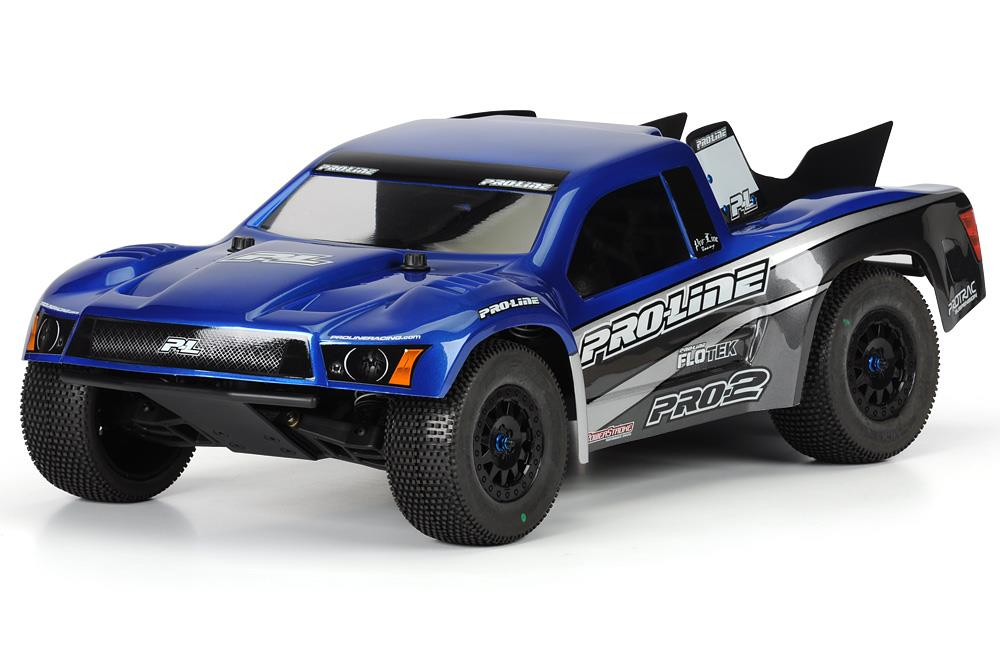 ProLine PL4001-00 PRO-2 Performance 1:10 Short Course Truck Kit 2WD, závodní kit short course