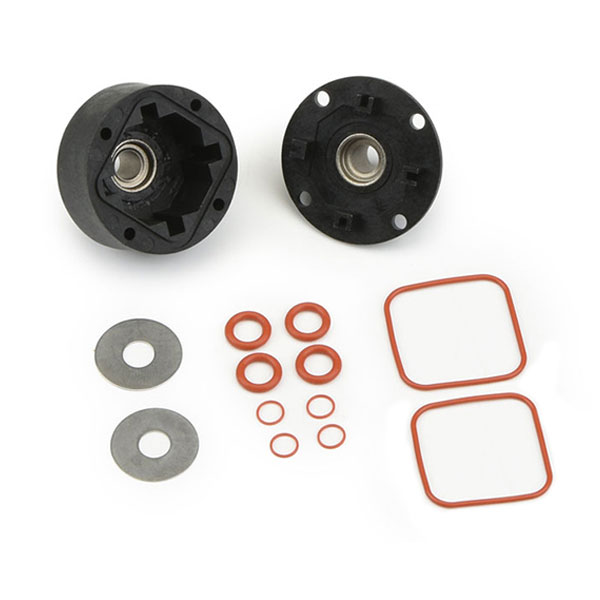 Pro-line Pro-mt 4x4 Replacement Diff Housing & Seals