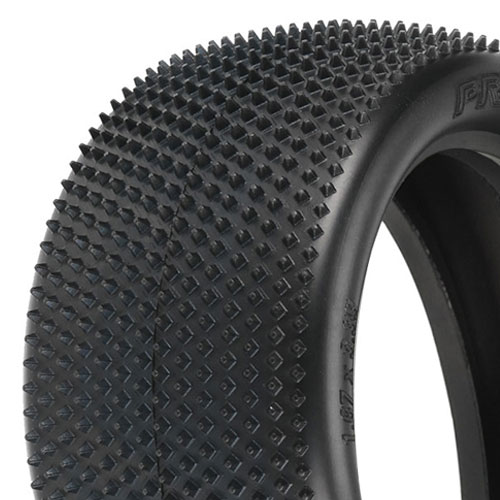 Proline 'prism' Z3 (Med) Buggy Rear Tyres No Foam