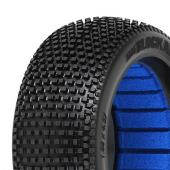 PROLINE 'BLOCKADE' S4 S/SOFT 1/8 BUGGY TYRES W/CLOSED CELL