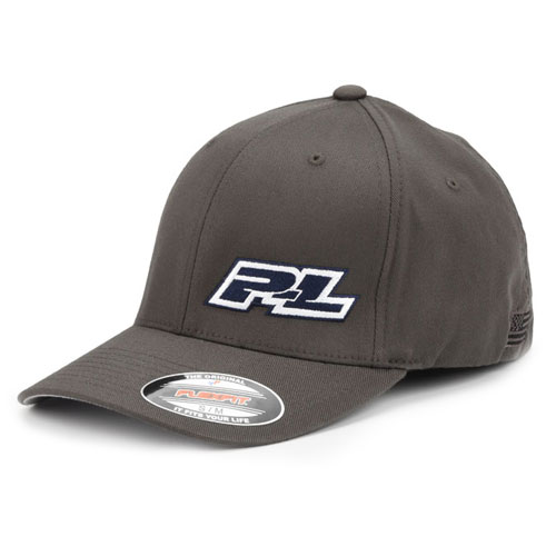 Proline Grey Flexfit Hat (L-xl)