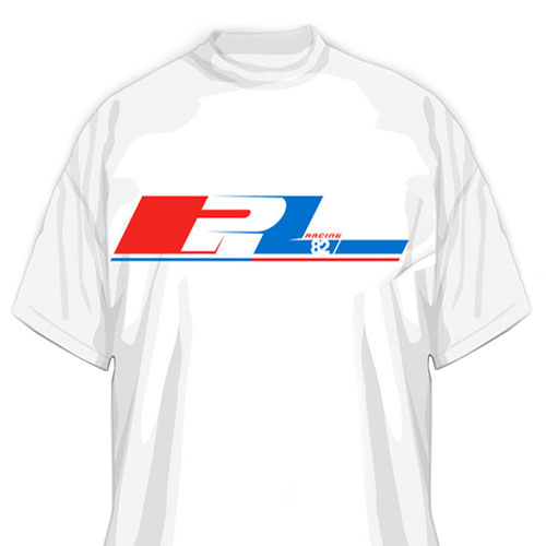 Proline 82 White T-shirt (M)
