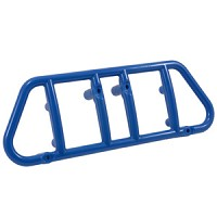 RPM SC10 2WD BLUE REAR BUMPER