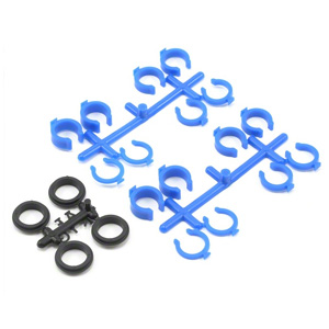RPM Losi/Traxxas Spring Clips Blue