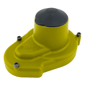 RPM Gear Cover For Losi BK2 and MF2 Yellow