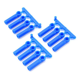 RPM Long Rod Ends Losi Blue