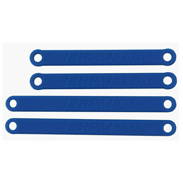 RPM Heavy Duty Camber Link Rust/Stamp BLUE