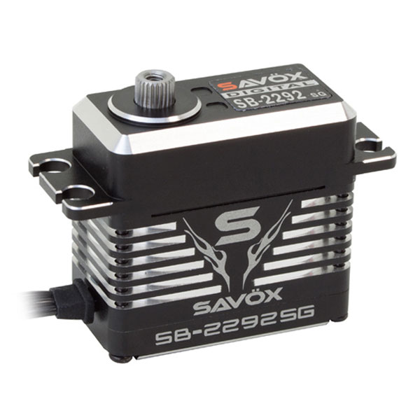 Savox Hv Cnc Monster Brushless Servo 31kg/0.07s@7.4v